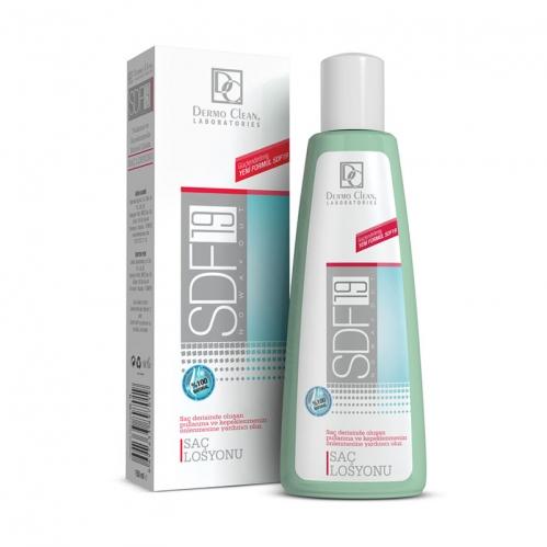 Alopecia Ürünleri - Dermo Clean SDF 19 Saç Bakım Losyonu 150 ml