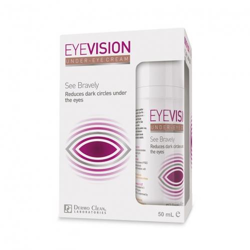 Alopecia Ürünleri - Derno Clean Eyevision Göz Altı Kremi 50 ml