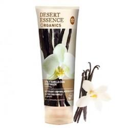 Desert Essence - Desert Essence Baharatlı Vanilya Çayı Özlü Organik Duş Jeli 237ml