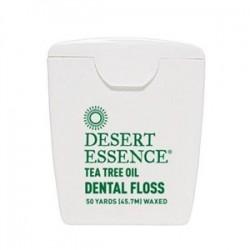 Desert Essence - Desert Essence Çay Ağacı Özlü Diş İpi 45mt