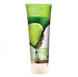 Desert Essence - Desert Essence Hindistan Cevizi Misket Limonu Özlü Organik El ve Vücut Losyonu 237ml