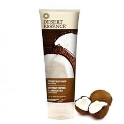 Desert Essence - Desert Essence Hindistan Cevizi Özlü Duş Jeli 237ml