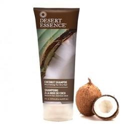 Desert Essence - Desert Essence Hindistan Cevizi Özlü Şampuan 237ml