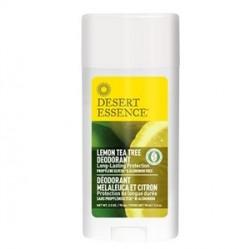 Desert Essence - Desert Essence Limon Çay Ağacı Özlü Deodorant 70ml