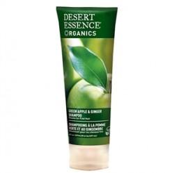 Desert Essence - Desert Essence Yeşil Elma ve Zencefil Özlü Organik Şampuan 237ml