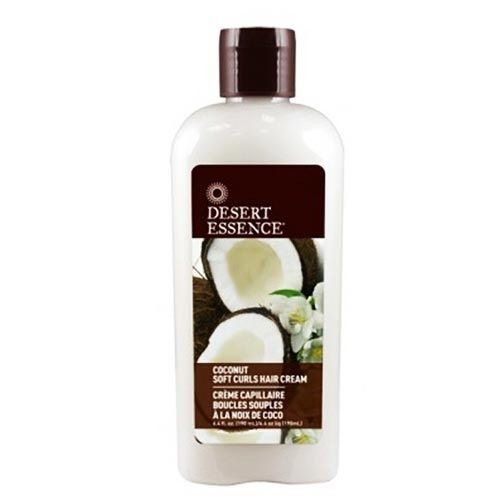 Desert Essence - Desert Essence Yumuşak Bukleler İçin Hindistan Cevizi Özlü Saç Kremi 190ml