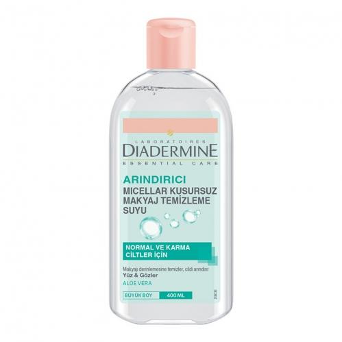 Diadermine - Diadermine Arındırıcı Micellar Makyaj Temizleme Suyu 400 ml