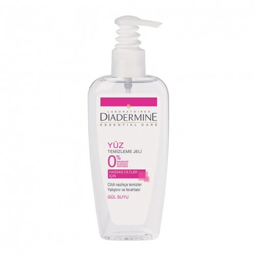 Diadermine - Diadermine High Tolerance Temizleme Jeli 200ml