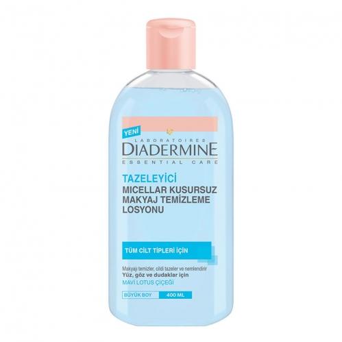 Diadermine - Diadermine Tazeleyici Micellar Makyaj Temizleme Losyonu 400 ml
