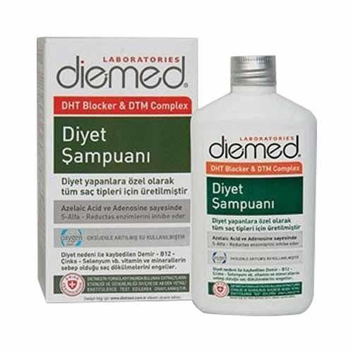 Diemed - Diemed Diyet Şampuanı 400 ml