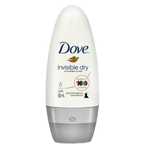 Dove İnvisible Dry Roll On 50ml