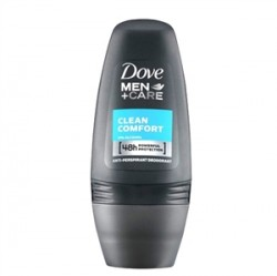Dove - Dove Men Care Clean Comfort Roll On 50ml