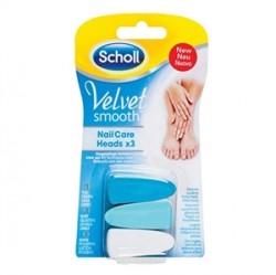 DR. Scholl Ürünleri - Dr.Scholl Elektronik Tırnak Bakım Seti Yedek Başlıklar