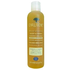 Druide Body Shine İnce Kuru Çok Kırılgan Saçlar İçin Şampuan 250ml