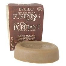 Druide Purifying Soap Bar 100gr - Thumbnail