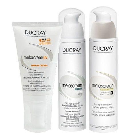 Ducray Ürünleri - Ducray Cilt Tonu Düzenleme Bakım Seti