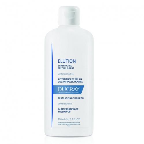 Ducray Ürünleri - Ducray Elution Şampuan 200ml.