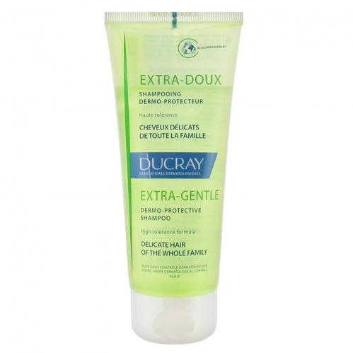 Ducray Ürünleri - Ducray Extra Doux Extra Gentle Shampoo 100ml - Seyahat Boy