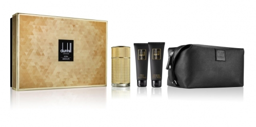 Dunhill - Dunhill Icon Absolute Set Edp 100 ml+After Shave+Shower Gel 90 ml