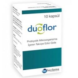 Duoflor - Duoflor 10 Kapsül