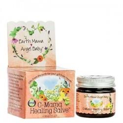 Earth Mama Angel Baby Organics - Earth Mama Angel Baby Organics C-Mama Healing Salve 30ml
