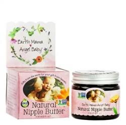 Earth Mama Angel Baby Organics - Earth Mama Angel Baby Organics Natural Nipple Butter 60ml