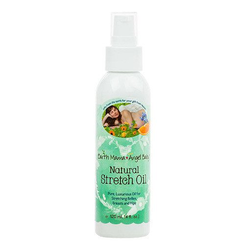 Earth Mama Angel Baby Organics - Earth Mama Angel Baby Organics Natural Stretch Oil 120ml