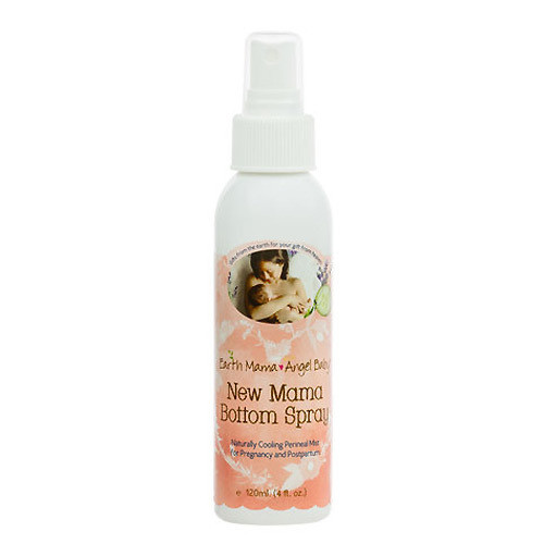 Earth Mama Angel Baby Organics - Earth Mama Angel Baby Organics New Mama Bottom Spray 120ml