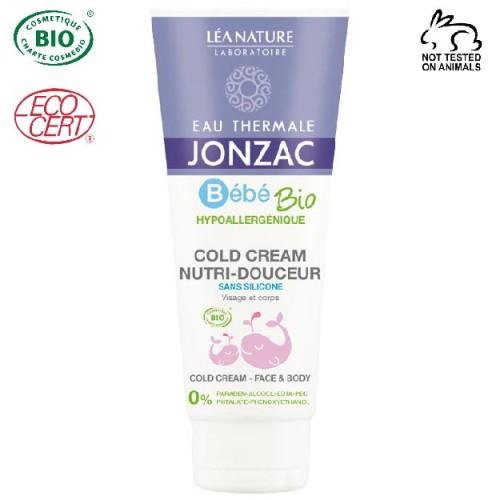 Eau Thermale Jonzac - Eau thermale jonzac Organik Sertifikalı Bebeklere Özel Soğuk Krem 100 ml