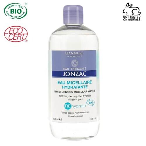 Eau Thermale Jonzac - Eau thermale jonzac Rehydrate Organik Sertifikalı Hipoalerjenik Nemlendirici Misel Su 500 ml