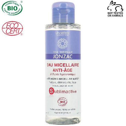Eau Thermale Jonzac - Eau Thermale Jonzac Sublimactive Organik Sertifikalı Hipoalerjenik Anti Aging Misel Su 150ML