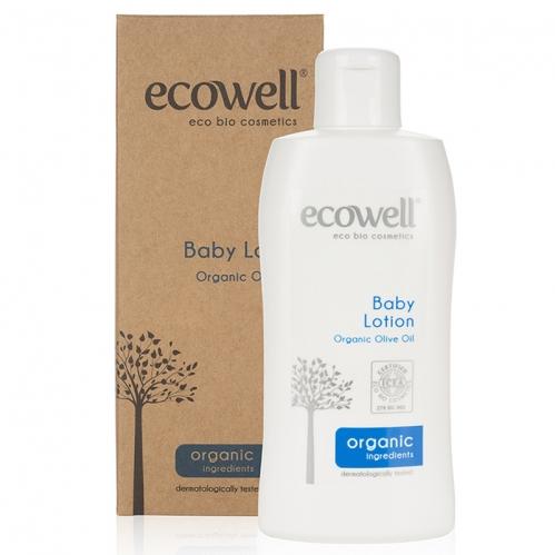 Ecowell - Ecowell Bebek Losyonu 200ml