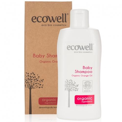 Ecowell - Ecowell Bebek Şampuanı 200ml