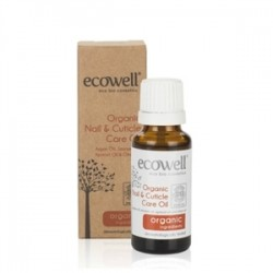 Ecowell - Ecowell Organic Nail & Cuticle Care Oil 20ml