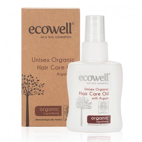 Ecowell - Ecowell Organik Saç Bakım Yağı 100ml