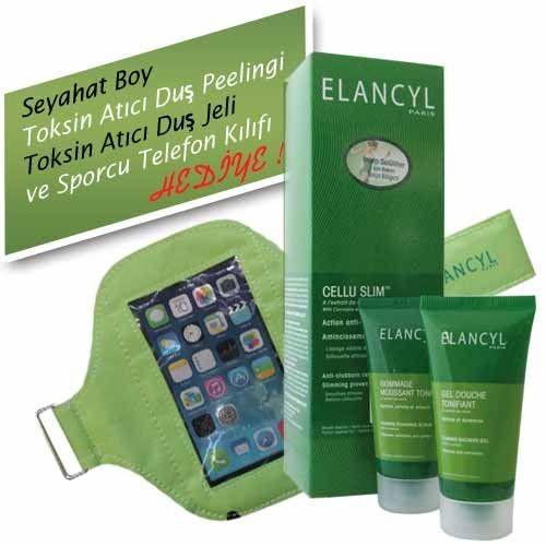 Elancyl Ürünleri - Elancyl Cellu Slim 150ml (Kalça ve Basen Bölgesi) + Seyahat Boy Ürünler + Telefon Kılıfı Hediyeli