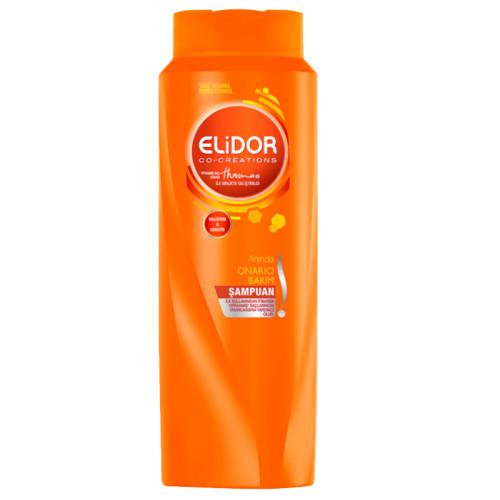 Elidor - Elidor Yeniden Yapılandırıcı Bakım Şampuanı 550ml