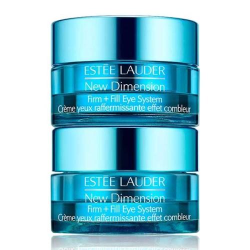 Estee Lauder Ürünleri - Estee Lauder New Dimension Firm+Fill Eye System 10 ml