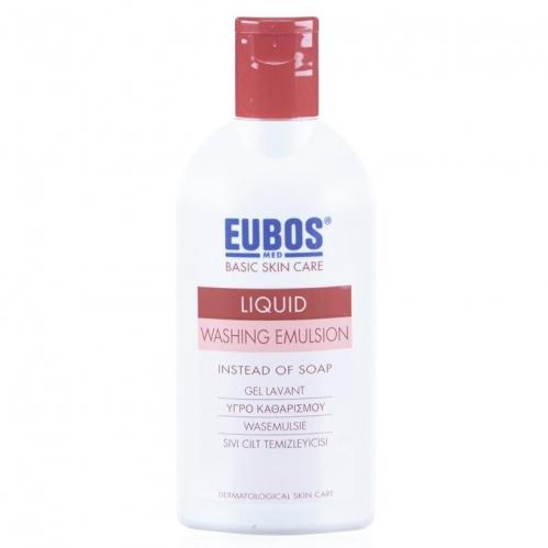Eubos - Eubos Parfümlü Sıvı Cilt Temizleyicisi 200 ML