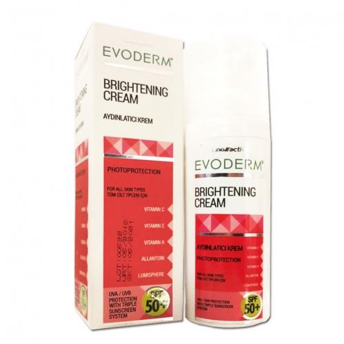 Evoderm - Evoderm Brightening Cream 50 ml