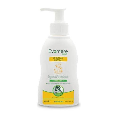 Evomere - Evomere Yeni doğan Şampuanı 500ml