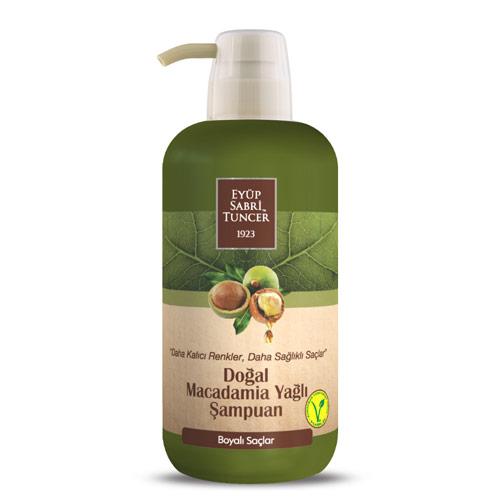 Eyüp Sabri Tuncer - Eyüp Sabri Tuncer Doğal Macadamia Yağlı Şampuan 600ml