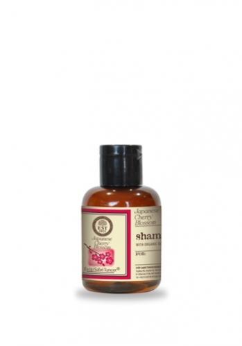 Eyüp Sabri Tuncer - Eyüp Sabri Tuncer Organik Zeytinyağlı Japon Çiçeği Şampuan 50 ml
