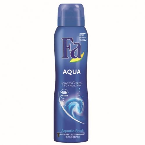 Fa - FA Aqua Deodorant Kadın 150 ml