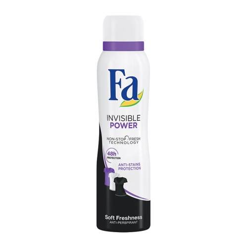 Fa - Fa Deodorant Spray İnvisible Power 150ml