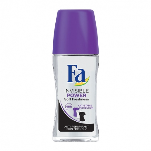 Fa - FA Invisible Power Roll-on Kadın 50 ml