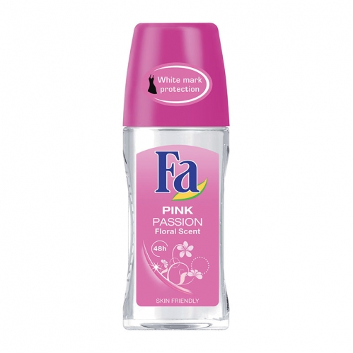 Fa - Fa Pink Passion Roll - On Kadın 50 ml