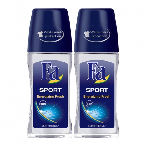 Fa - FA Roll-On 2'li DP Sport Men 50 ml+50 ml