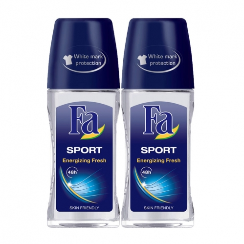 Fa - FA Roll-On 2'li Sport 50 ml+50 ml