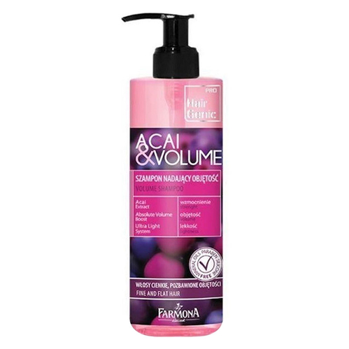 Farmona - Farmona Acai Volume Shampoo 410 ml